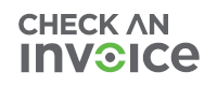 Check an Invoice logo